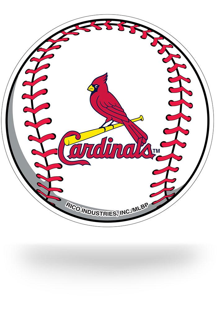 St Louis Cardinals Team Logo Baseball Tattoo.