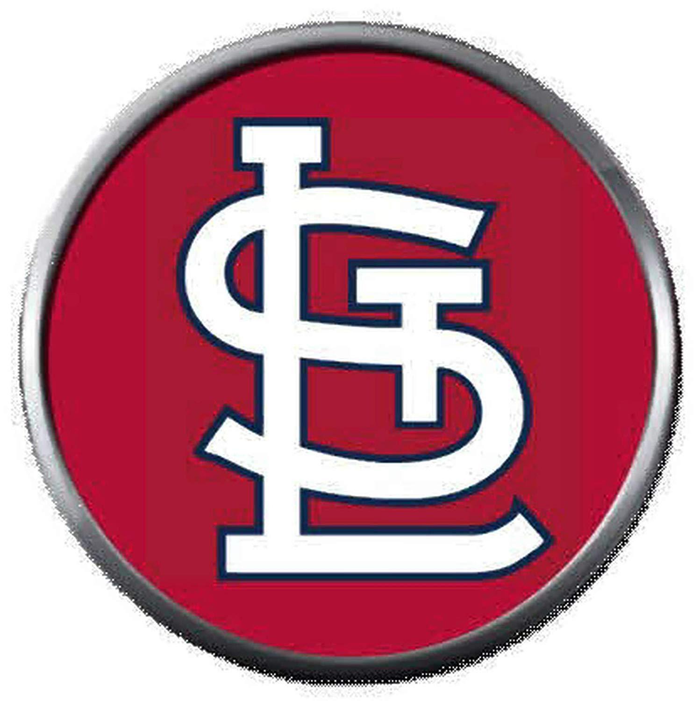Amazon.com: STL MLB St Louis Cardinals Baseball Red Logo.