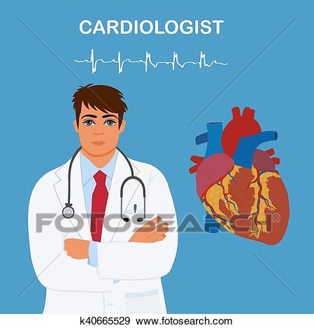 Cardiologist clipart 5 » Clipart Station.