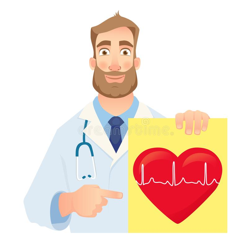 Cardiologist Stock Illustrations.