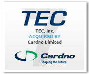 TEC Inc has been acquired by Cardno.