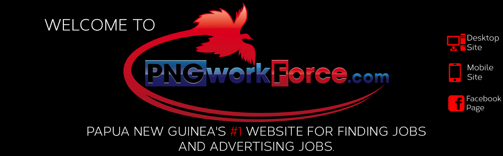 View the latest jobs advertised in Papua New Guinea & the South Pacific.