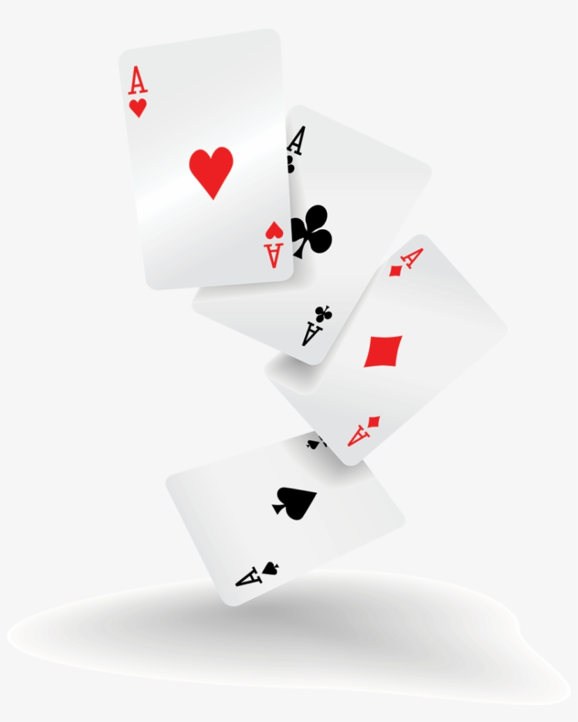 Playing Cards Free Png Image.