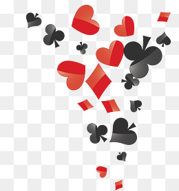 Poker Logo, Hearts, Box, Plum PNG And Ve #31973.