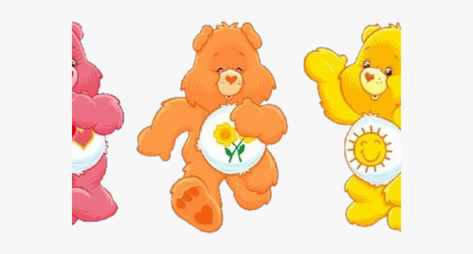 Care Bears Cliparts.
