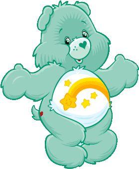 care bear clipart.