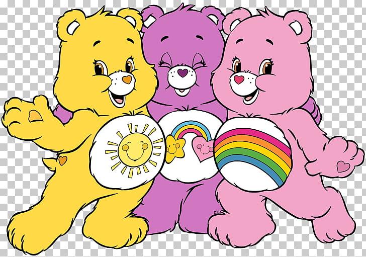 Care Bears Cheer Bear Harmony Bear , care PNG clipart.