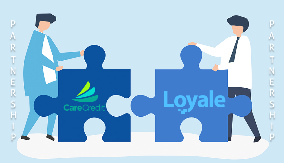 CareCredit and Loyale Healthcare to engage in a strategic.