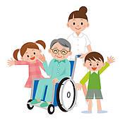 Senior care Clipart and Stock Illustrations. 652 senior care.