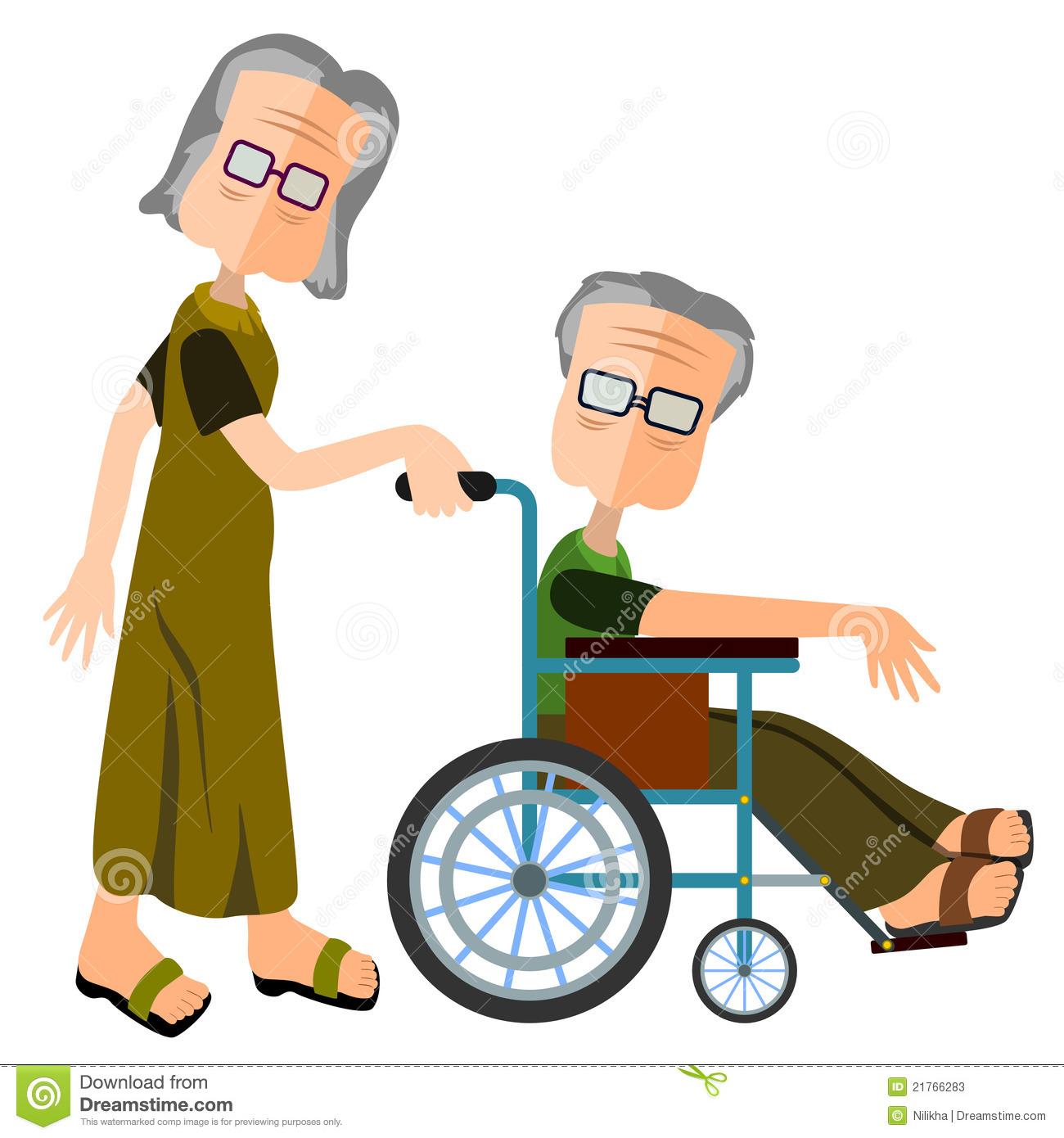 Elderly Care Stock Photos.