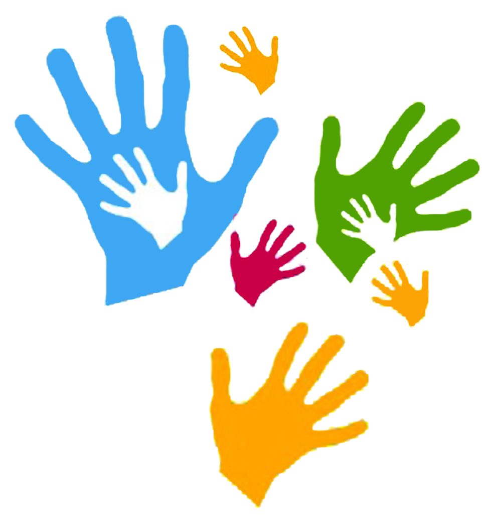 Hands, children, child care png #42458.