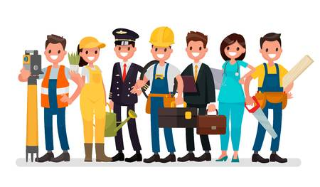 158,699 Careers People Cliparts, Stock Vector And Royalty Free.