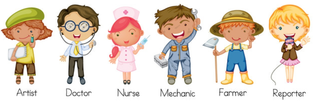 Phenomenal Career Day Clipart Dress Up Clipartuse.