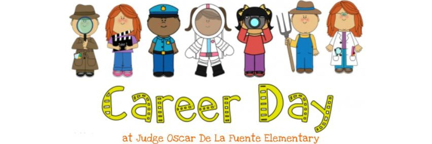 Career Day Clipart.