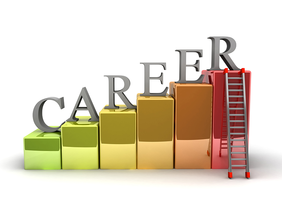 Career Ladder Clipart.