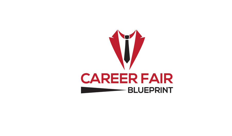 Entry #104 by AESSTUDIO for Career Fair Blueprint Logo.