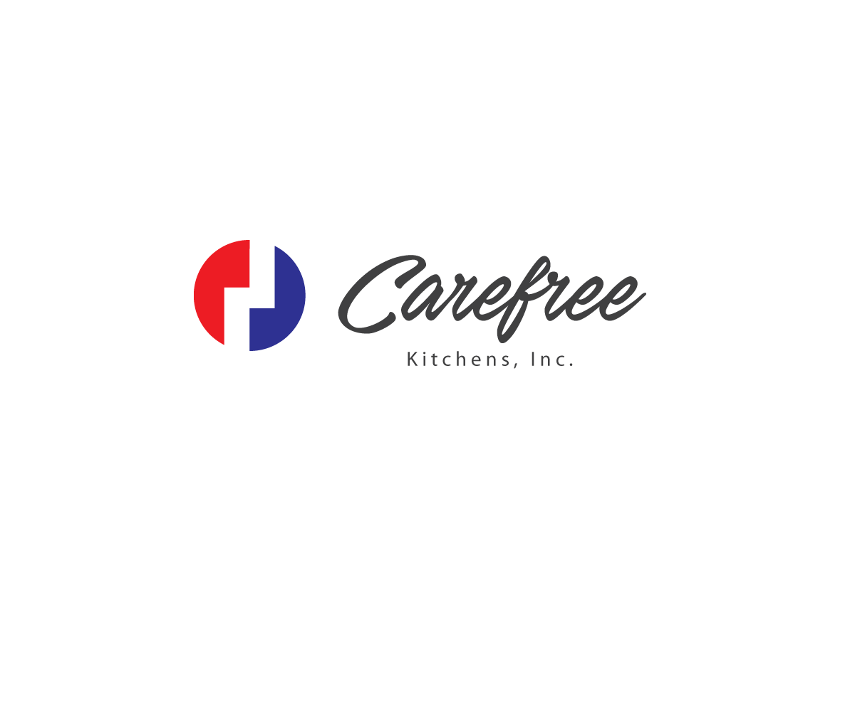 Bold, Serious, Kitchen Logo Design for Carefree Kitchens, Inc. by.