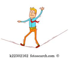 Walking carefully Clip Art Royalty Free. 159 walking carefully.