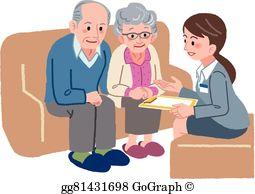 Caregiver Clip Art.