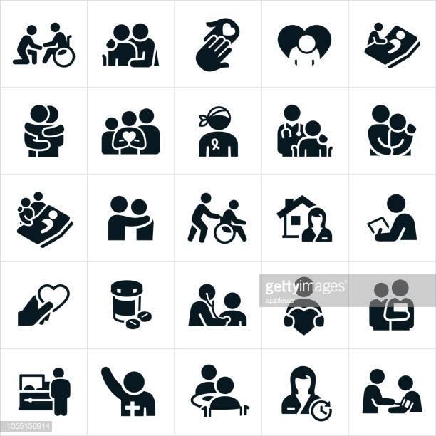 60 Top Home Caregiver Stock Illustrations, Clip art, Cartoons.