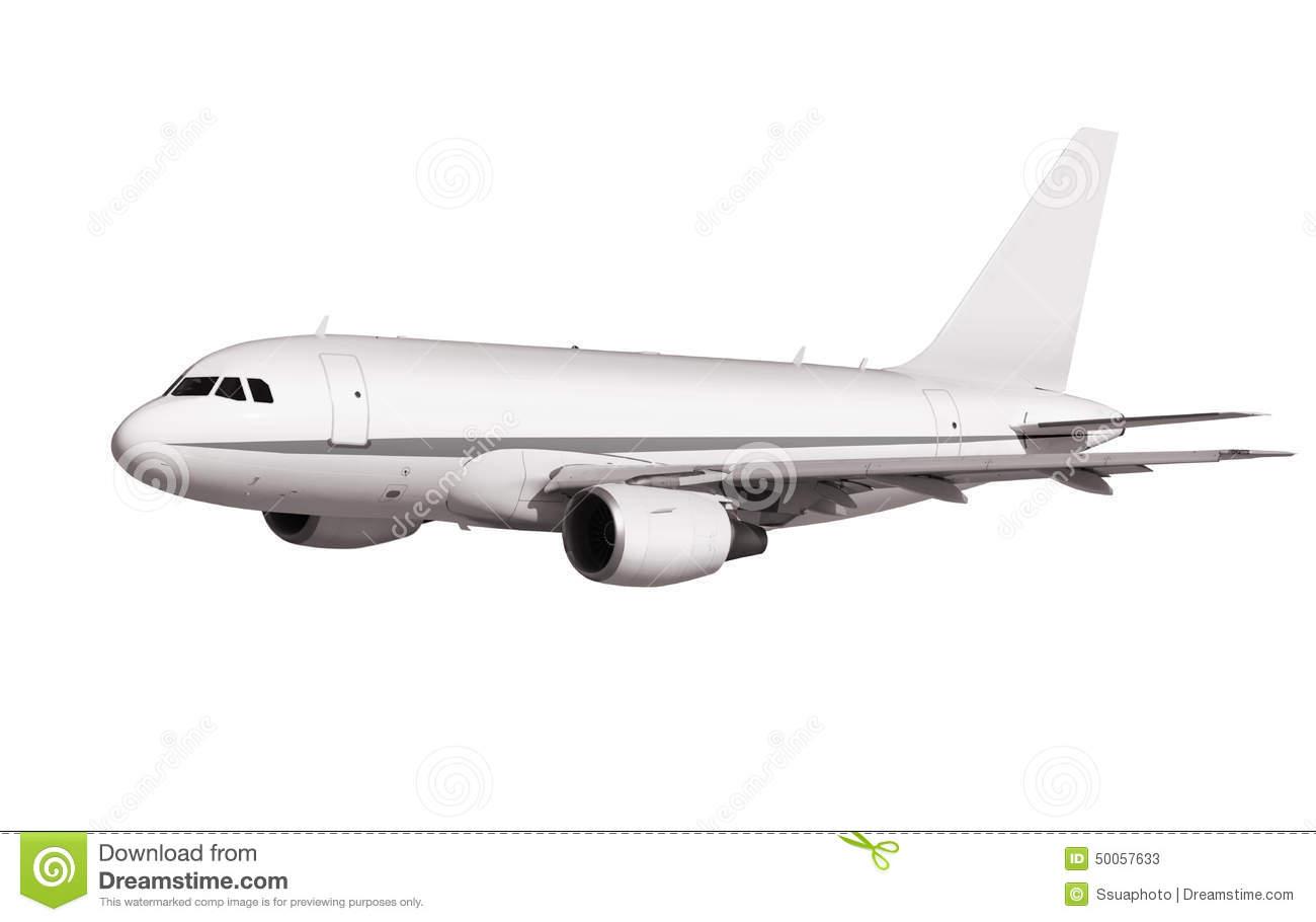 Cargo plane clipart.