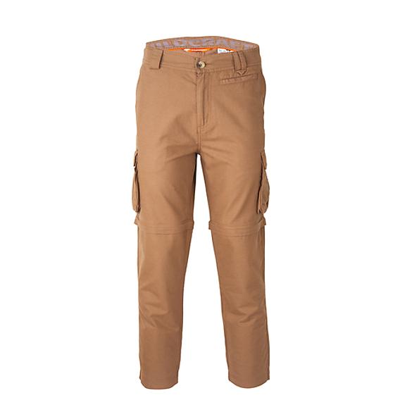 Men Cotton Convertible Pants.