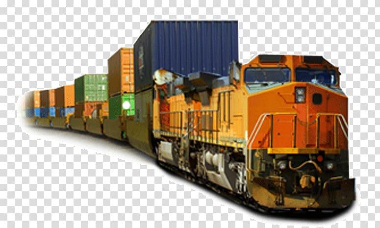 Rail transport Train Rail freight transport Cargo, freight.