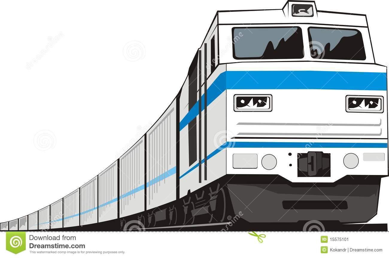 12483 Train free clipart.