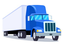16+ Cargo Truck Clipart.