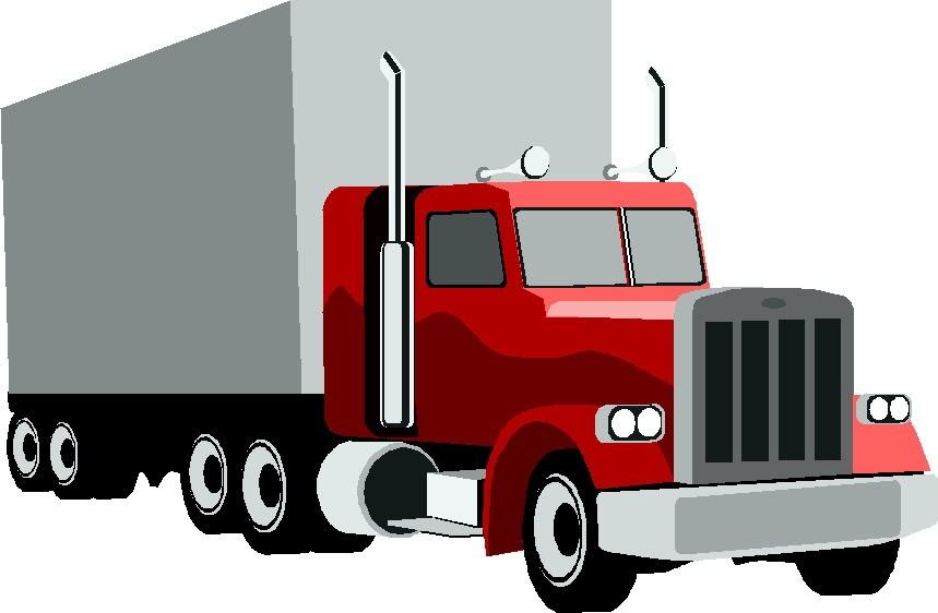 Cargo truck clipart » Clipart Portal.