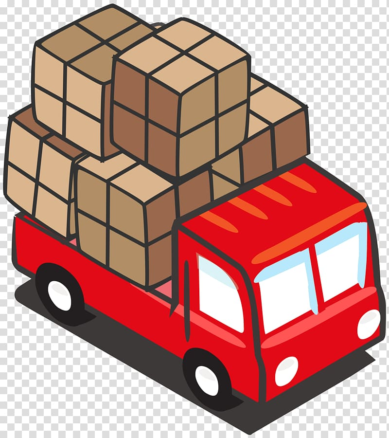 Cargo Semi.