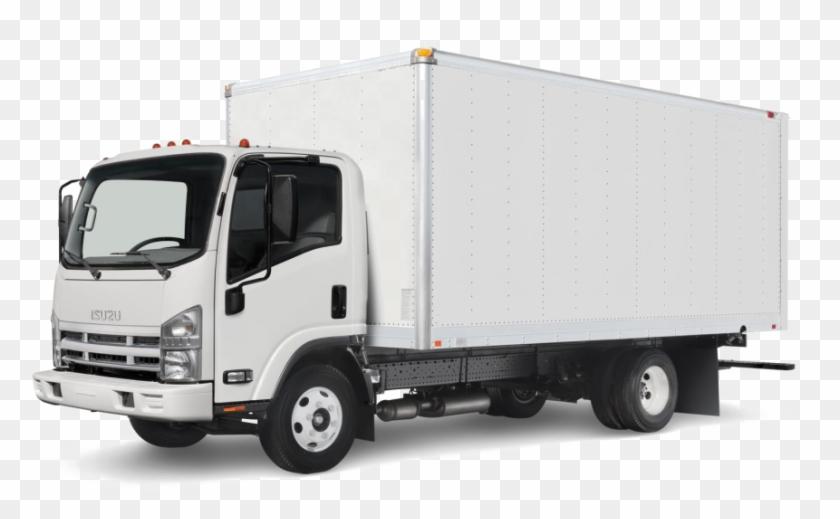 Cargo Truck Png Transparent Image.
