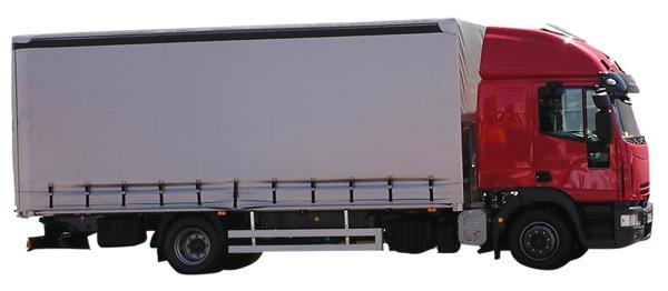 Cargo Truck PNG Transparent Images.