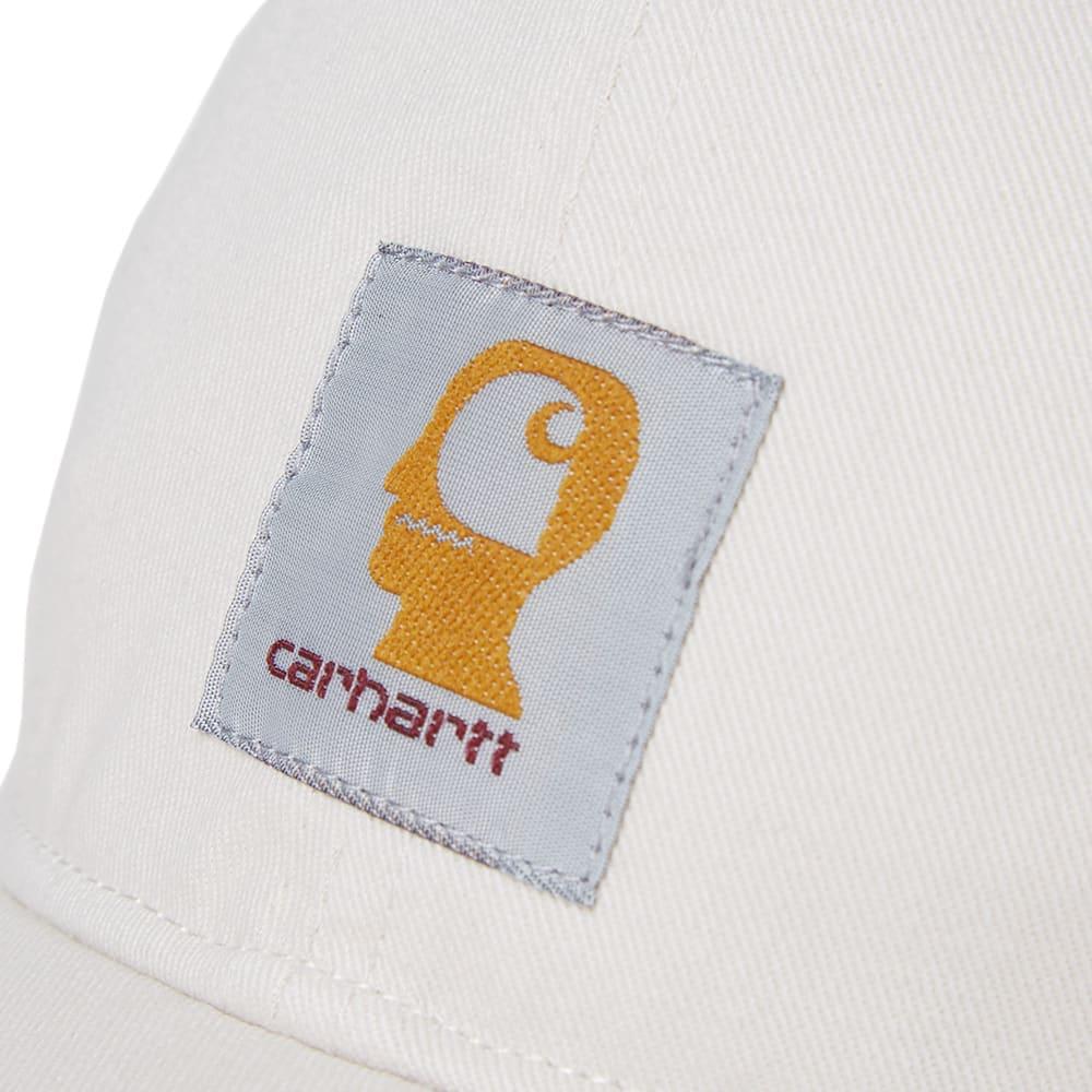 Brain Dead x Carhartt Logo Cap.