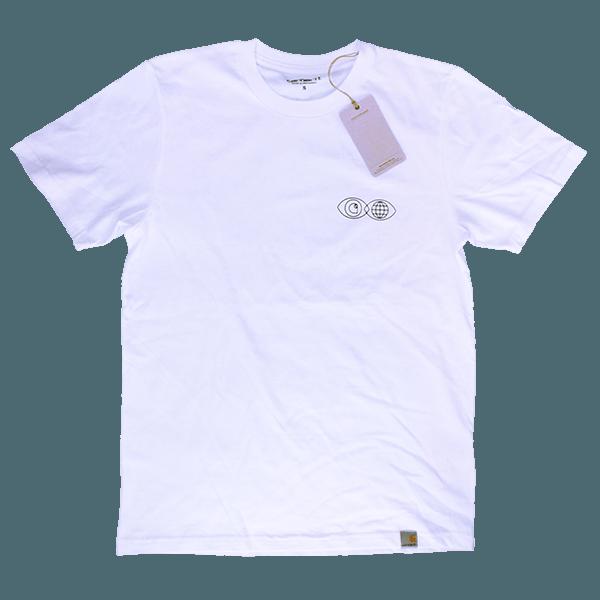 Simple Things x Carhartt WIP White Short.