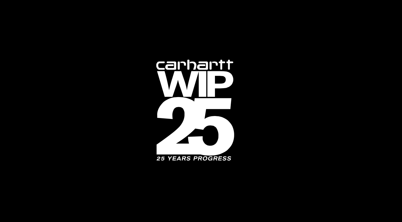 Carhartt WIP 25 Year Collection..