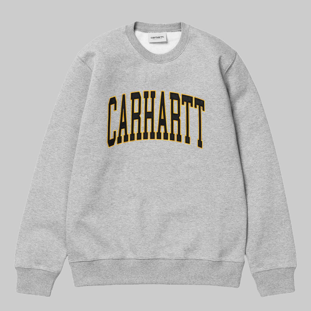 CARHARTT WIP DIVISION SWEATSHIRT.