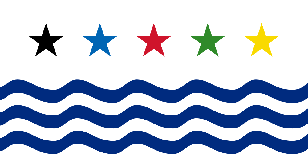 File:Flag of the Caribbean Sea (Proposal).PNG.