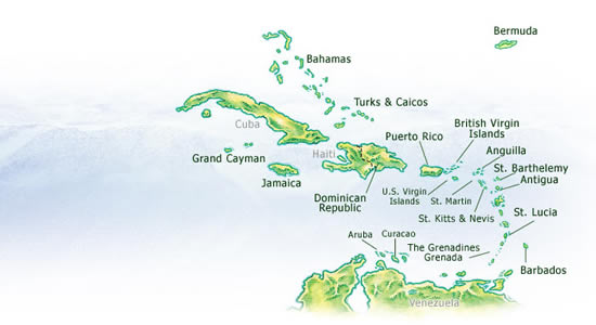 clipart caribbean islands - photo #37