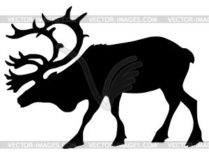 caribou clip art #63.