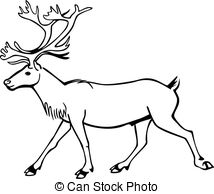 Caribou Stock Illustration Images. 603 Caribou illustrations.