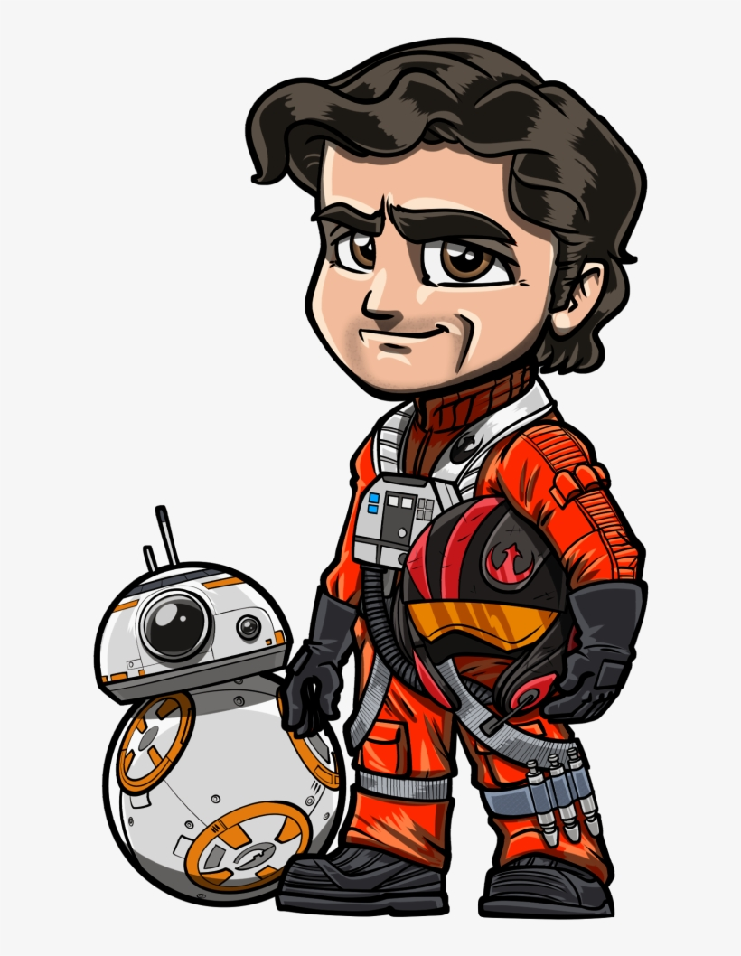 Imagenes Star Wars En Caricaturas Transparent PNG.