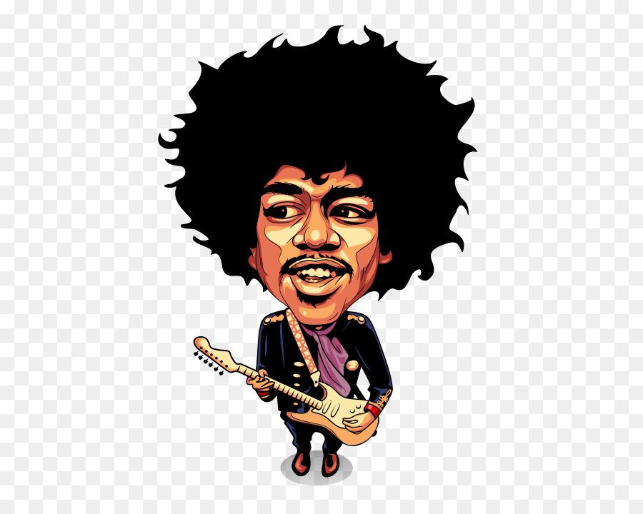 Download Free png Jimi Hendrix Caricature Cartoon Drawing caricature.