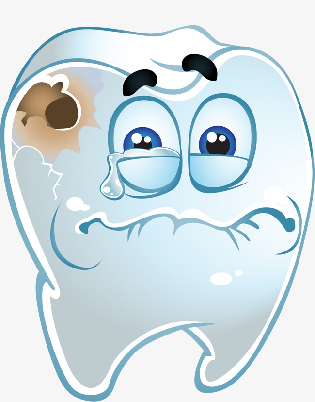Dental Caries PNG Images.