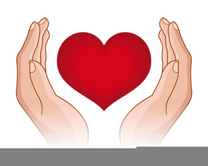 Caring Hands Clipart.