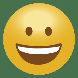 Carita feliz emoji png 3 » PNG Image.