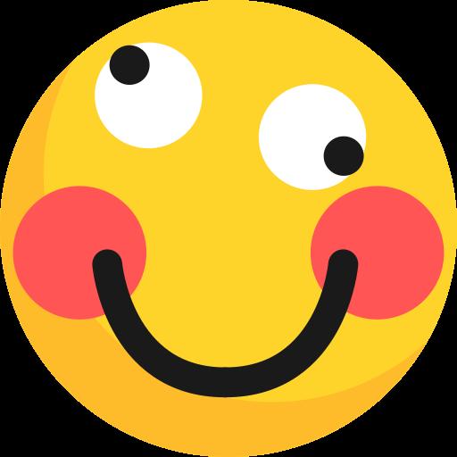 Icono Emoji, emoticonos, emoción, cara, feliz, tonto Gratis de Emoji.