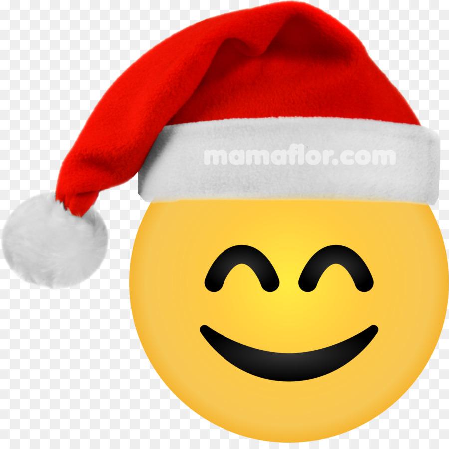 Christmas Emoji png download.