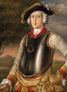 Hieronymus Carl Friedrich von Münchhausen.