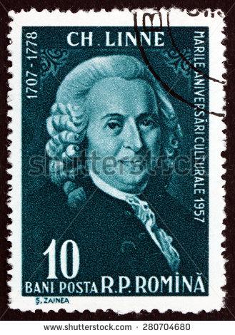 Carl Linnaeus Stock Photos, Royalty.